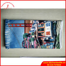 kitchen towels suppliers manufacturers alibabacom sublimated tea towels sublimated tea towels suppliers and manufacturer
