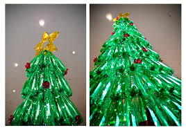 Recycled Christmas Tree Idea Source