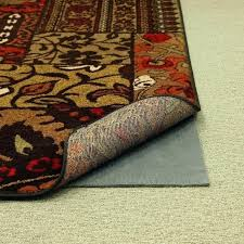 non skid rugs basics slip rug pad best for laminate floors