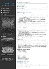 Operations Resume Examples Marine Operations Leader Resume Sample By Hiration