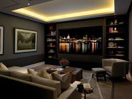 home media room designs. Dark Media Room. Image Of: Room Furniture Indoor A Home Designs