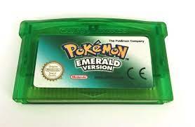 Pokémon: Emerald Version Pokemon Game Boy Advance game for Nintendo GBM,  GBA, SP, NDS, NDSL - AutoLinie