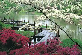 Japanese Style Garden Bridges Zen Garden Bridge Satuskaco