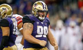 Greg Gaines 'trimmed down,' built up muscle ahead of training camp