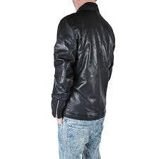 obey corporate riders jacket black obey corporate s jacket black leather black street skateboarding dancing hip hop hip hop men s women s