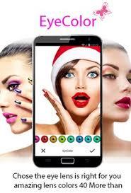 makeup camera maker poster