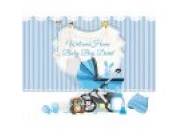Welcome Home Baby Boy Banner Large Welcome Home Baby Banner Baby Shower Banner Baby Girl