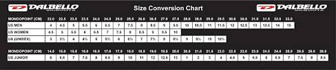 Us Ski Boot Size Chart Mondopoint What Is It And How Is It Measured The