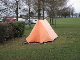 diy backng tent