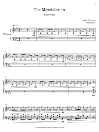 Browse our 40 arrangements of star wars: The Mandalorian