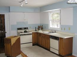 Kitchen With No Upper Cabinets Kitchens Without Cabinets Home Design Ideas