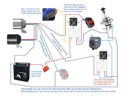 3500lm cree led light x2 switch 2allbuyer below diagrams show how to set up the led lights 2x 4 pin relay a switch