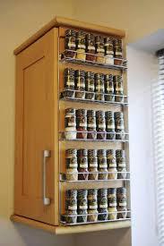 Image of: Wall Mount Spice Rack IKEA