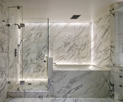 White Marble Bathroom  Dactus - White marble bathroom