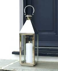 extra large outdoor candle lanterns tall stainless steel garden floor