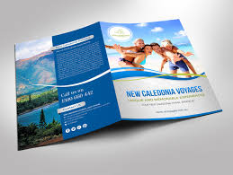 Travel Brochure Cover Design Travel Brochure Design For Lacity Travel Australia By Sd