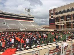 Boone Pickens Stadium Section 106 Row 5 Seat 19