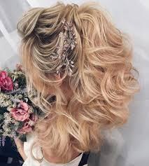 20 Atemberaubende Hochzeitsfrisuren Für Langes Haar Stylestatede