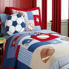 football bedding queen free rugby football soccer kids bedding set baseball boys bedding set handmade applique patchwork