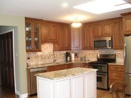 Birch Wood Kitchen Cabinets Kitchen Adorable Ideas For Kitchen Decoration With Birch Wood