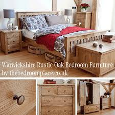 Oak Bedroom Furniture Uk Chunky Rustic Oak Large Tv Unit Fully Assembled Bedroom