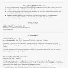 Cashier Resume Template Summer Cashier Cover Letter And Resume Example