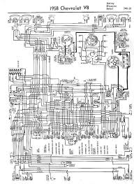 1958 chevrolet wiring diagrams 1958 classic chevrolet 1958 chevrolet wiring diagrams