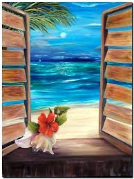 beach canvas art nz themed wall australia set