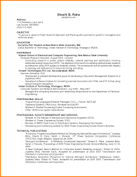 Resume For First Job No Experience Tomyumtumweb Com