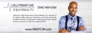 Mills Primary Care & Sports Medicine, P.A. - Jacksonville, Florida |  Facebook