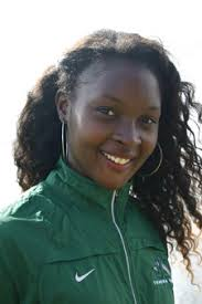 Tia Smith - 2014 - Women's Track and Field - Jacksonville University