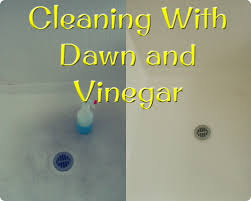 cleaning with dawn and vinegar august 27 2016