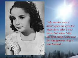 Elizabeth Taylor Beauty Quotes Best of Elizabeth Taylor Quotes