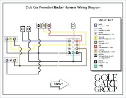 go gas cart wiring diagram golf powered solenoid engine battery mg
