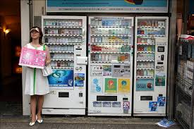Japanese Vending Machine Manufacturers Classy Dark Roasted Blend Vending Machines Craze In Japan