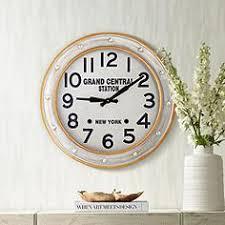 wall clocks for office. Orange Rings 24\ Wall Clocks For Office
