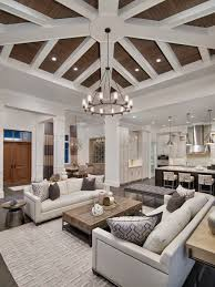transitional living room furniture. inspiration for a transitional open concept dark wood floor living room remodel in miami with white furniture o