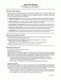 Science Graduate Student Resume Sample Resume For Computer Science