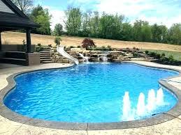gunite pool cost. Gunite Pool Cost Colors What Is A Natural Pools Marble Dust .
