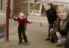 """Росія і Німеччина продовжать спільну роботу в рамках """"нормандської четвірки"""", МЗС двох країн доручено опрацювати питання відправки місії ООН в Україну, - Путін - Цензор.НЕТ 2410"""