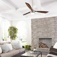 Bedroom ceiling fans Childrens Curated Image With Destin Ceiling Fan By Monte Carlo Fans Houzz Ceiling Fan Sizes Ceiling Fan Size Guide At Lumenscom