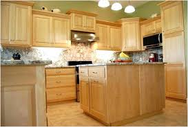 natural maple kitchen cabinets natural maple kitchen cabinet doors