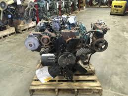 99 International T444E Engine, 190HP. Approx. 171K Miles All ...
