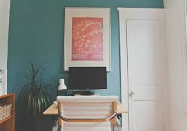home office colors. 5 Fresh Palettes For Home Office Colors A