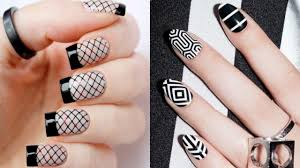 Simple Geometric Nail Designs 10 Awesome Simple Geometric Nail Art Designs