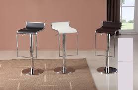 modern leather bar stools. Modern Leather Bar Stools