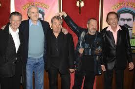 Naughty boy': Monty Python star Terry Jones dies at 77