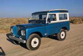 No Reserve: 1970 Land Rover 88 Series IIA 4x4 for sale on BaT ...