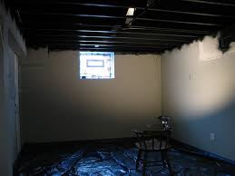 Concept Painted Basement Ceiling Ideas Best 25 Options That You And Decorating
