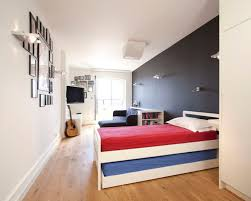 teen girls furniture. trendy genderneutral light wood floor and beige teen room photo in london with girls furniture r